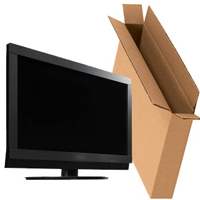 TV & Painting Boxes
