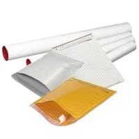 Padded Mailers & Tubes