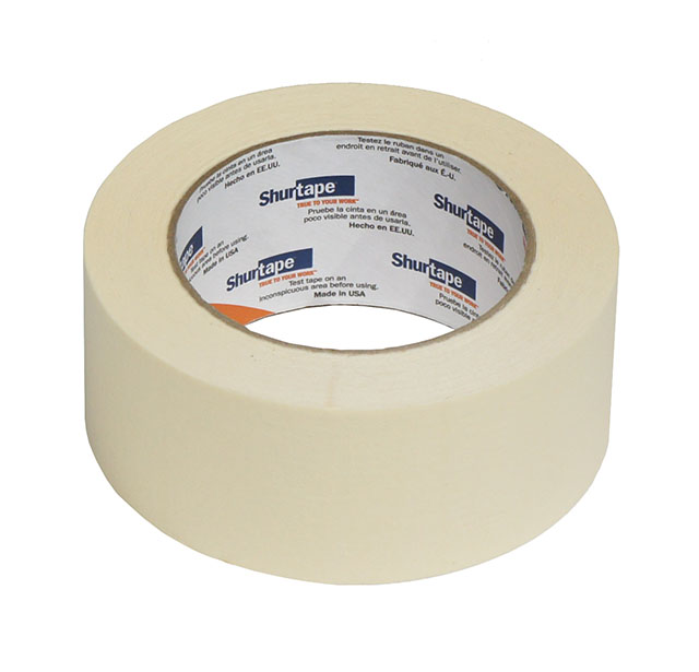 Natural Masking Tape - 12mm  x  55m