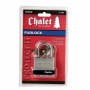 "Chalet by Chateau 1-1/2"" (40mm) Laminated Padlock"
