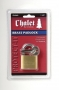 "Chalet By Chateau  1-1/2"" (40mm) Brass Lock"