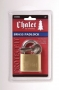 "Chalet by Chateau 2"" (40mm) Brass Padlock"