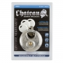 "Chateau Industry 2-3/4"" (70mm) 6 Pin Disc Padlock"