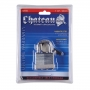 "Chateau Industry 1-1/2"" (40mm) Laminated Steel Padlock"
